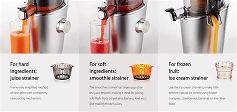 juicer hurom h100 press cold cleaning self juicers additional information