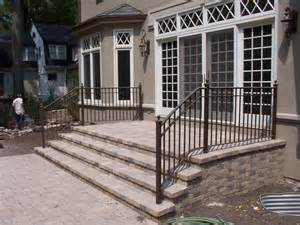 interior railings home depot black front porch railing studio design gallery best design