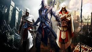 Asassin's creed : 3 master assassins by Nakshatras1 on ...