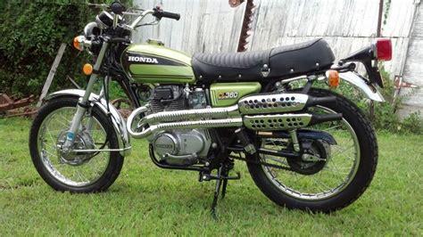 1974 Honda Cl360 For Sale