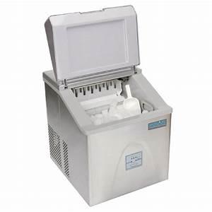 Polar G620  15kg Countertop Manual Fill Ice Machine