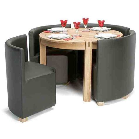 space saver kitchen table set linon space saver 5 pc