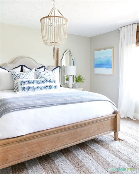Beachy Guest Bedroom Reveal  Life On Virginia Street