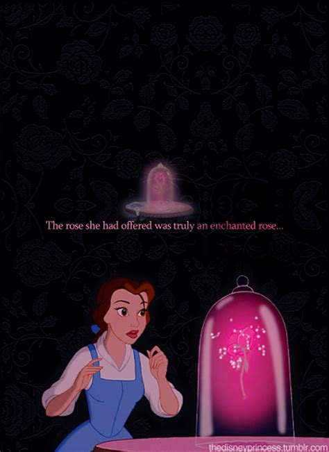 Beauty And The Beast Quotes Rose