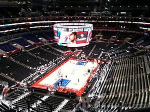 Staples Center The Headquarters Of LA Lakers