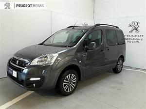 Peugeot Partner-tepee - Voiture D U0026 39 Occasion