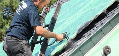 Renovation Toiture Tuile Beton by Hydrofuge Color 233 Pour La R 233 Novation Des Toitures En Tuiles