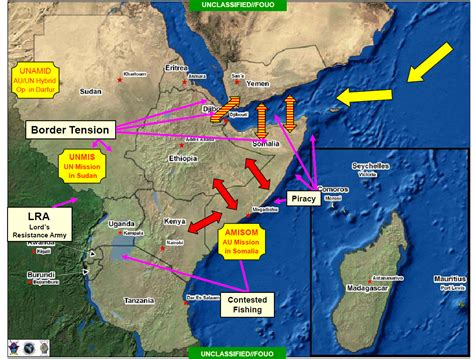 africom combined joint task force horn  africa public