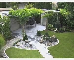 Gartengestaltung Bilder Kleiner Garten : gartenplanung kleine garten bilder ~ Lizthompson.info Haus und Dekorationen