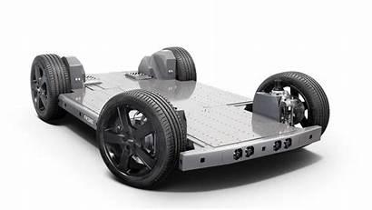 Ev Platform Ree Modular Wheel Suspension Motors