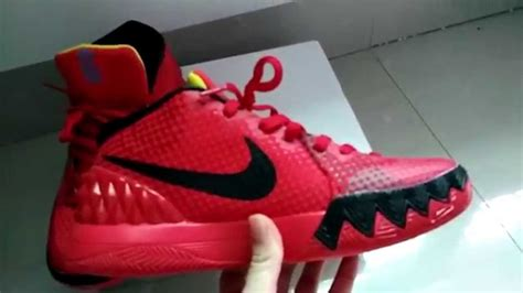 Perfect Basketball Shoes Nike Kyrie1 Review From