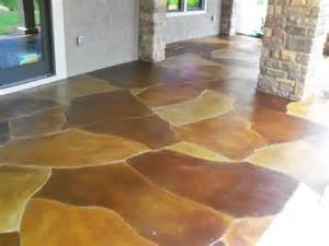 beautiful concrete staining is your home project enhancement macedonia info