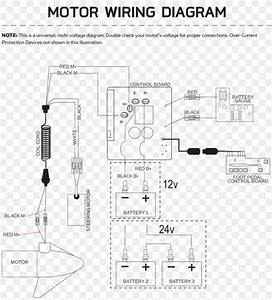 Wiring Diagram Trolling Motor Circuit Diagram Schematic