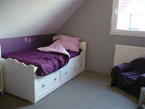 d o chambre violet gris peinture chambre gris et mauve chaios com