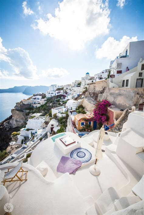 Beautiful Oia Santorini Greece Travel Pinterest