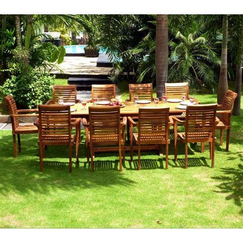 salon de jardin en acacia id 233 es de d 233 coration int 233 rieure decor