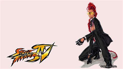 Crimson Viper artwork #4, Street Fighter 4: High resolution