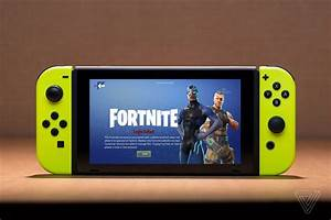 Fortnite On The Switch Makes Sonys Cross Play Policy Look