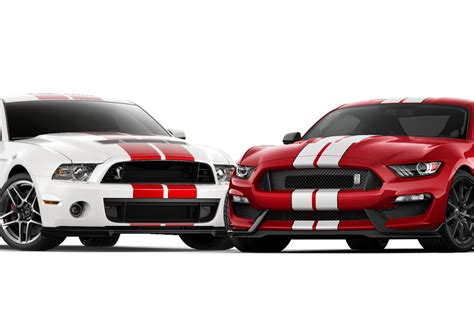 Gt500 Vs Gt350 by Would You Rather Gt350 Or Gt500 Allfordmustangs
