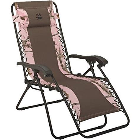 realtree zero gravity relaxer convertible lounge chair