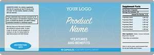 4 oz bottle label template printable label templates With 4 oz bottle label template