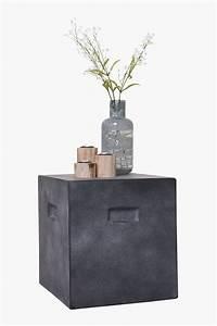 Pflanzkübel Eckig Beton : hocker sitzhocker beistelltisch tisch eckig beton sitta ~ Sanjose-hotels-ca.com Haus und Dekorationen