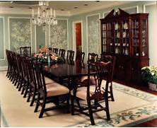 Formal Dining Room - Traditional - Dining Room - dallas - by Whigham      Traditional Formal Dining Room