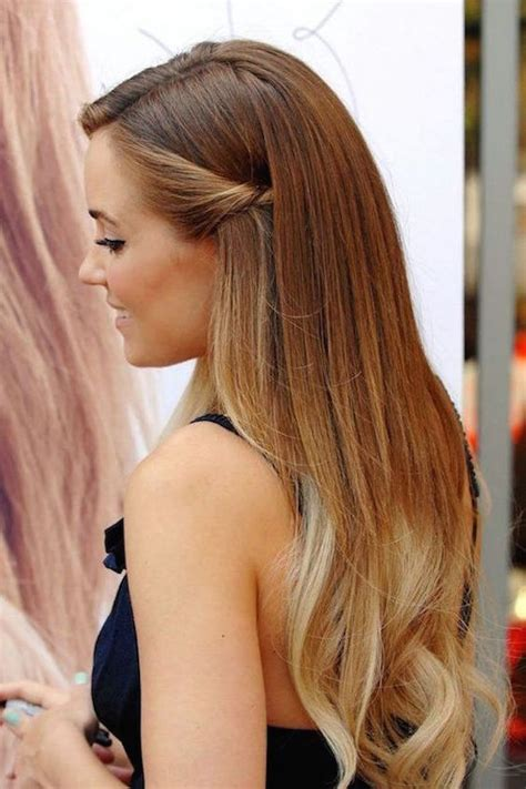 peinados de novia  pelo suelto largo corto  mediano