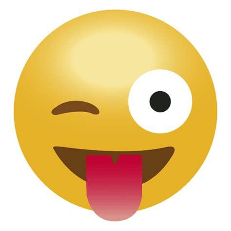 foto de Emoticón de Laugh tongue emoji Descargar PNG/SVG