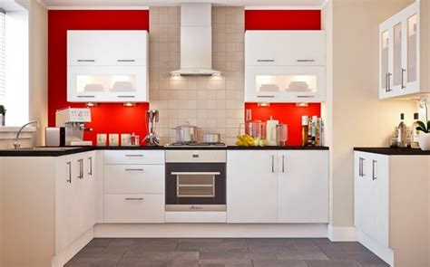 Farbgestaltung Weisse Kuche Wandfarbe Ideen Edgetagsinfo