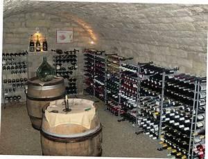 construire sa cave a vin With decoration pour cave a vin