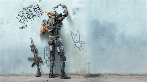 chappie wallpapers hd wallpapers id