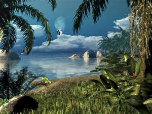 Caribbean Nights ScreenSaver 1 0 Screenshots
