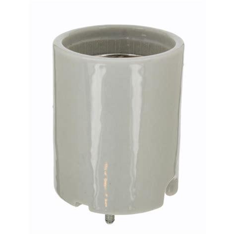 leviton porcelain l holder leviton 1500w mogul base porcelain incandescent lholder