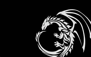 Tribal Dragon Wallpaper - WallpaperSafari