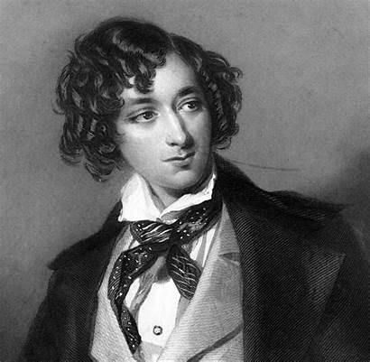 Disraeli Benjamin Dandy 19th Century Schriftsteller Politiker