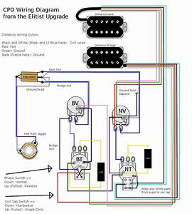Dimarzio Vintage Super Distortion Wiring Diagram