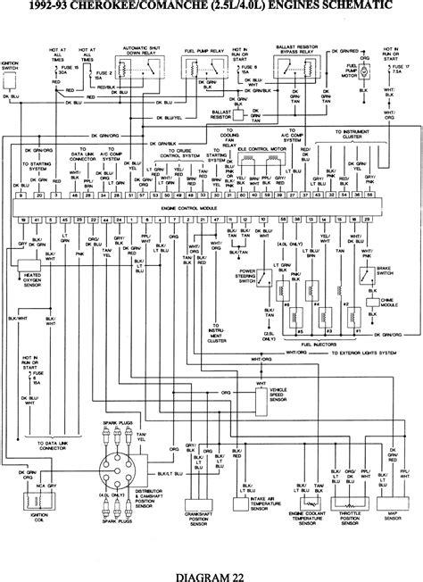wrg   jeep wrangler fuel system wiring diagram