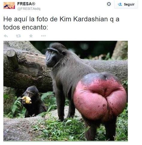 Memes De Kim Kardashian - los memes del culo de kim kardashian chic