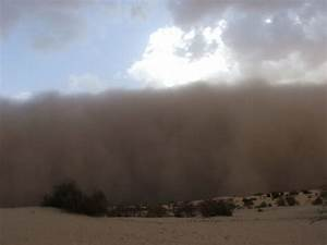 Panoramio - Photo of Sandstorm in Sahara desert