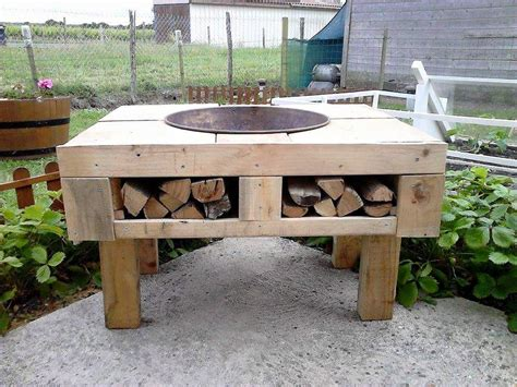 build your own fire pit table how to build a natural gas or propane outdoor fire pit