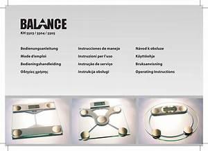 Multimetre Digital Mode D Emploi : notice balance kh 5503 5504 5505 digital glass scales ~ Dailycaller-alerts.com Idées de Décoration