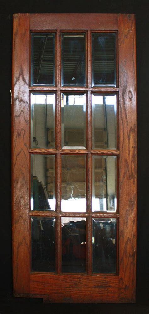 antique interior exterior oak french swinging