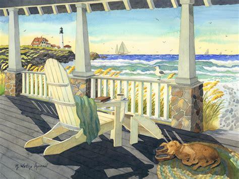 East Coast Beach Life An Artist's Life Blog from