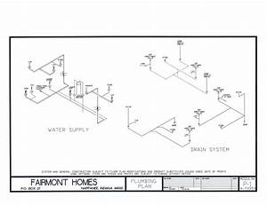 Mobile Home Plumbing Diagram Source Luxinterior Xyz