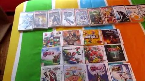 Nintendo 3ds (abbreviated 3ds) is a handheld game console developed and manufactured by nintendo. MIS JUEGOS DE NINTENDO 3DS Y PSP - YouTube