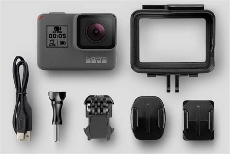 gopro hero  action camera   features   expect