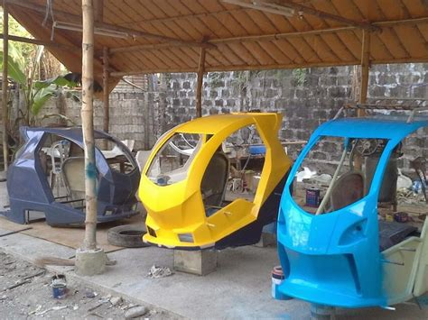 philippine tricycle design the quot bumblebee quot trike by abella transport iloilo the