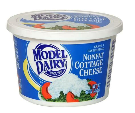 Nonfat Cottage Cheese Model Dairy Home Delivery In The Reno Nevada Area