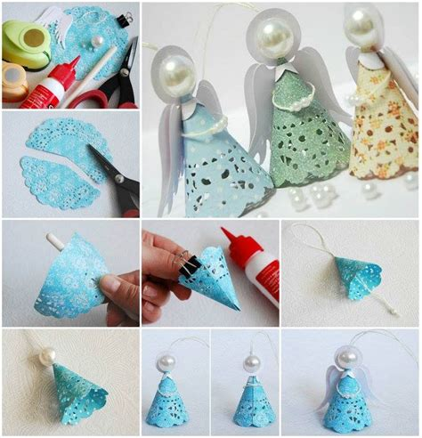 christmas angels   cutest ideas  projects